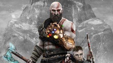 راهنمای بازی God of War – چگونه دستکش فیلم Avengers: Infinity War را پیدا کنیم