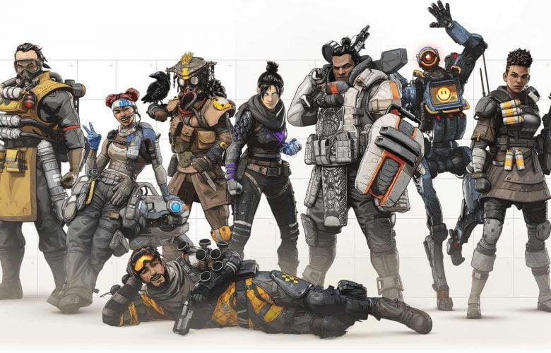 راهنمای شخصیتهای بازی Apex Legends (بروزرسانی شد)
