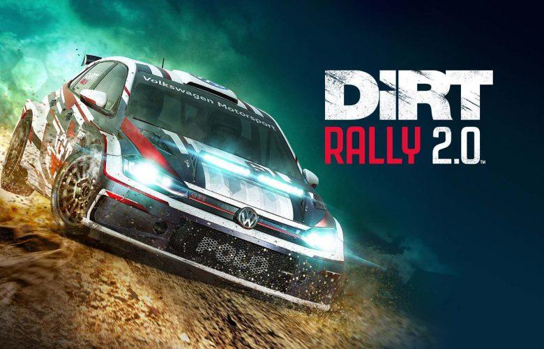 تریلر بازی DiRT Rally 2.0