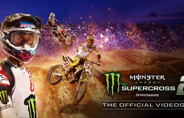 بررسی بازی Monster Energy Supercross 2