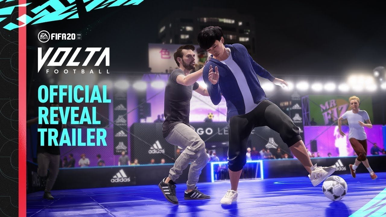 مدتی پیش، وجود حالت فوتبال خیابانی برای FIFA 2020 تایید شد