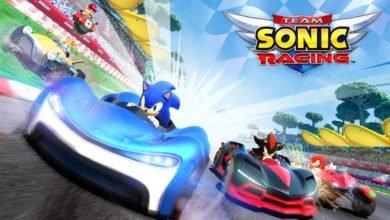 بررسی بازی Team Sonic Racing