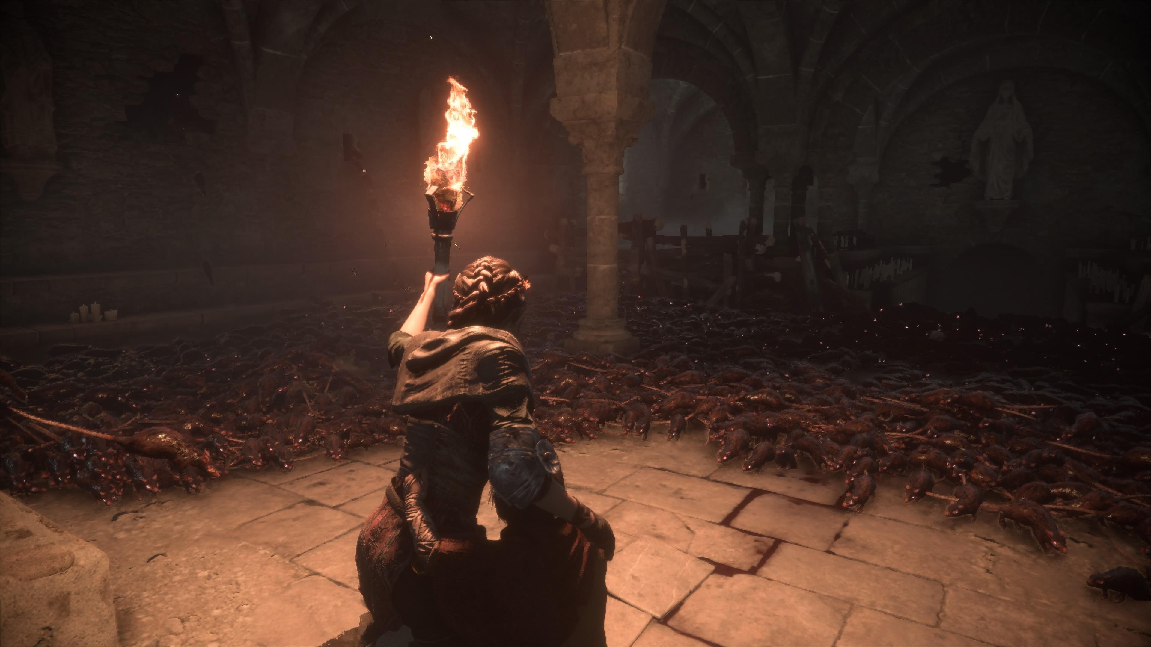 نگاهی به جوانب بصری و فنی بازی A Plague Tale: Innocence