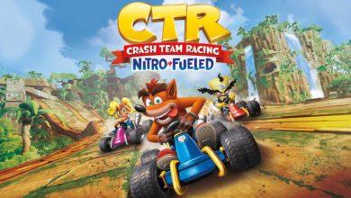 Crash Bandicoot Team Racing Nitro-Fueled