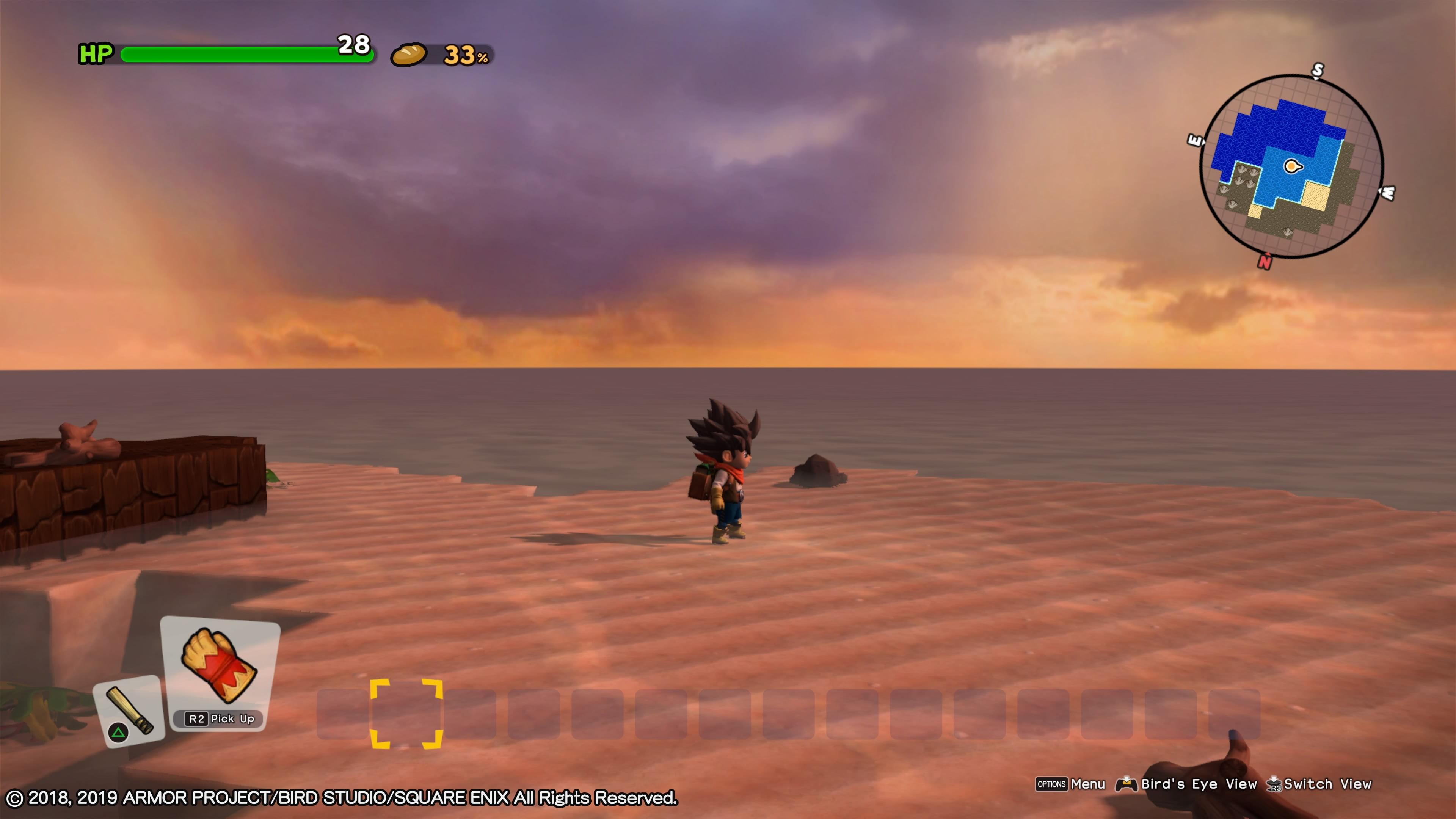 بررسی بازی Dragon Quest Builders 2