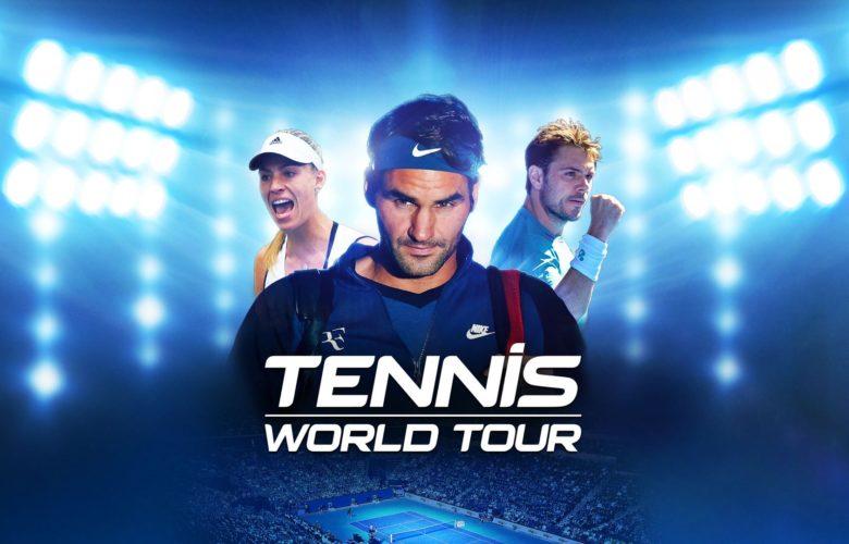 بررسی بازی Tennis World Tour