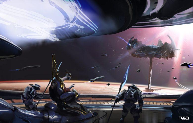 داستان Halo قسمت سوم: جنگ آغازین و شکلگیری کاوننتها