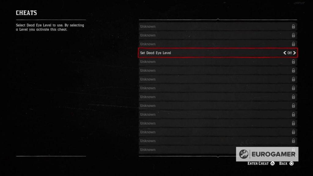 کدهای تقلب Red Dead Redemption 2 – تیر بینهایت و موارد بیشتر