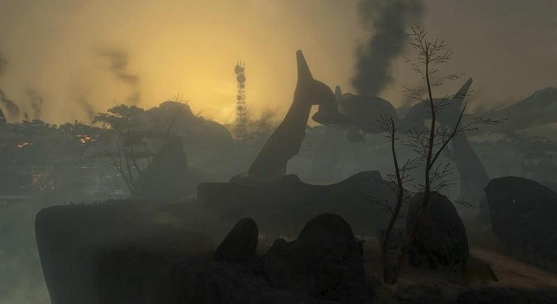 برای مدتی، Flood تنها با سربازان معمولی با تعداد کم در Voi مواجه شد که به آنها اجازه داد تا سریع گسترش پیدا کنند و تمام اجساد را از نبردهایشان آلوده نمایند.
