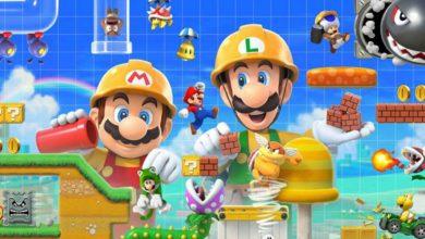 راهنمای بازی Super Mario Maker 2