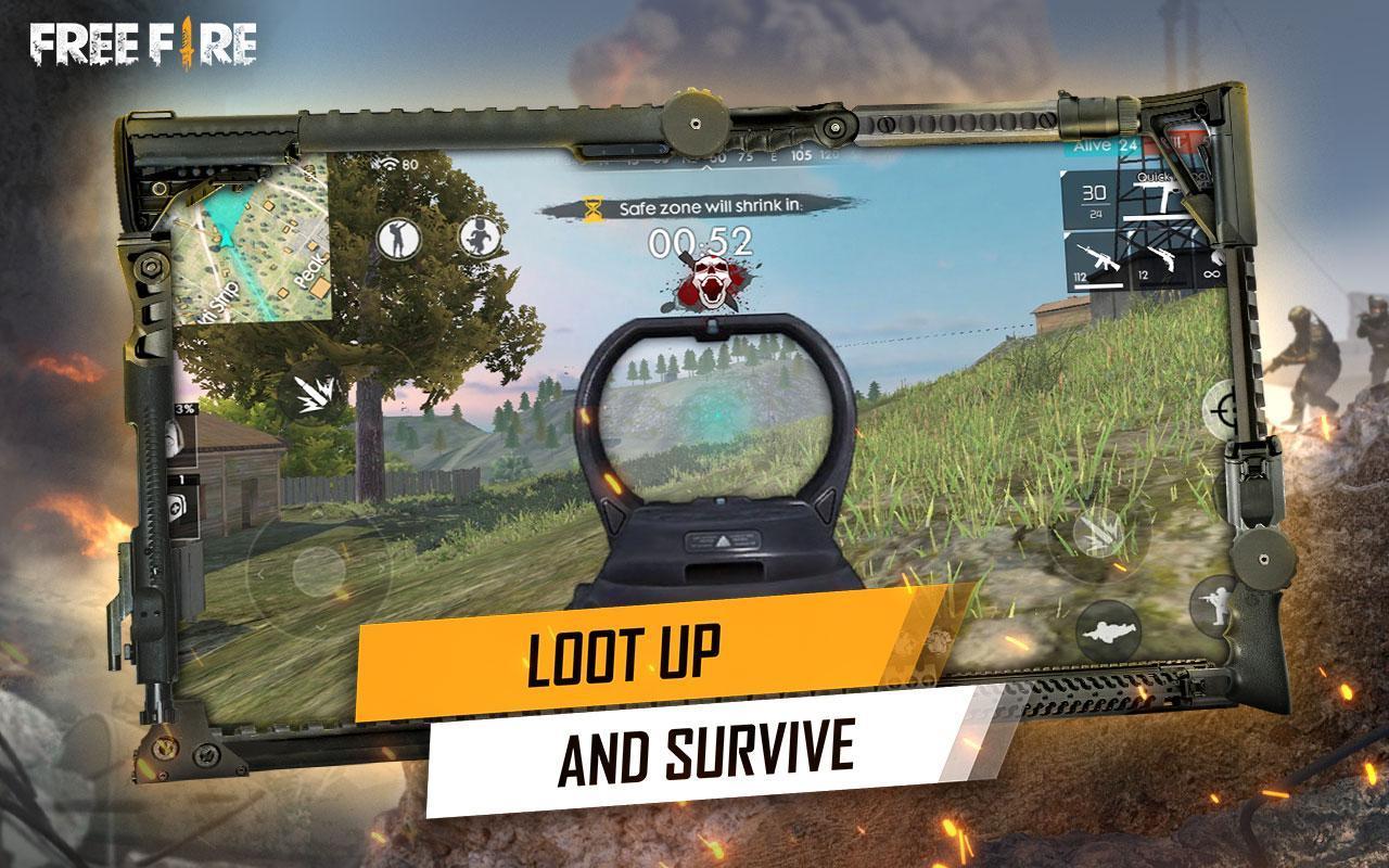 راهنمای بازی Free Fire - نکاتی برای زنده ماندن و پیروزی