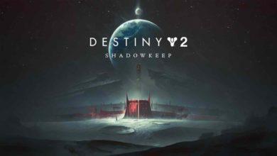 بررسی بازی Destiny 2: Shadowkeep