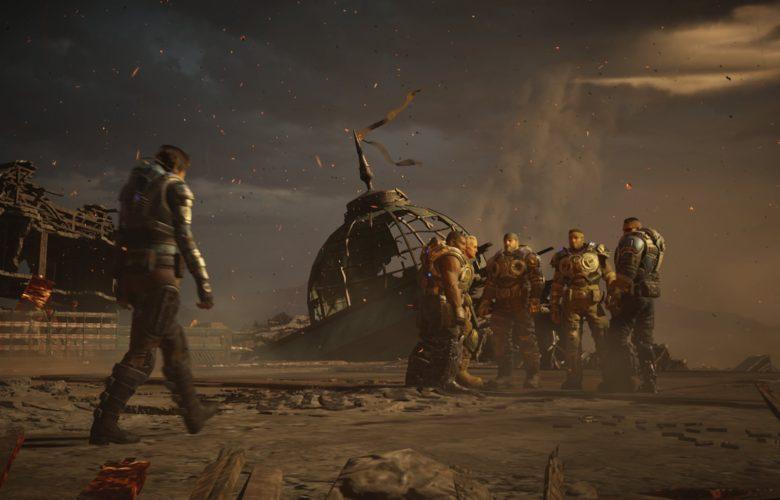 بررسی بازی Gears 5