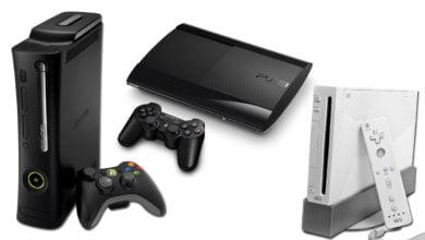 رده بندی تمام کنسولهای بازی در دهه 2000
