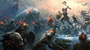 داستان بازی God of War