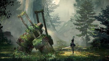 داستان بازی Nier: Automata