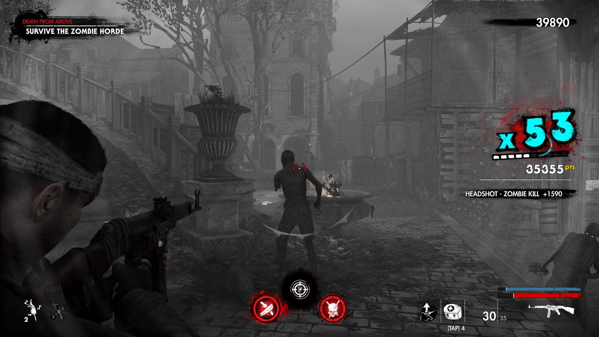 بررسی بازی Zombie Army 4: Dead War