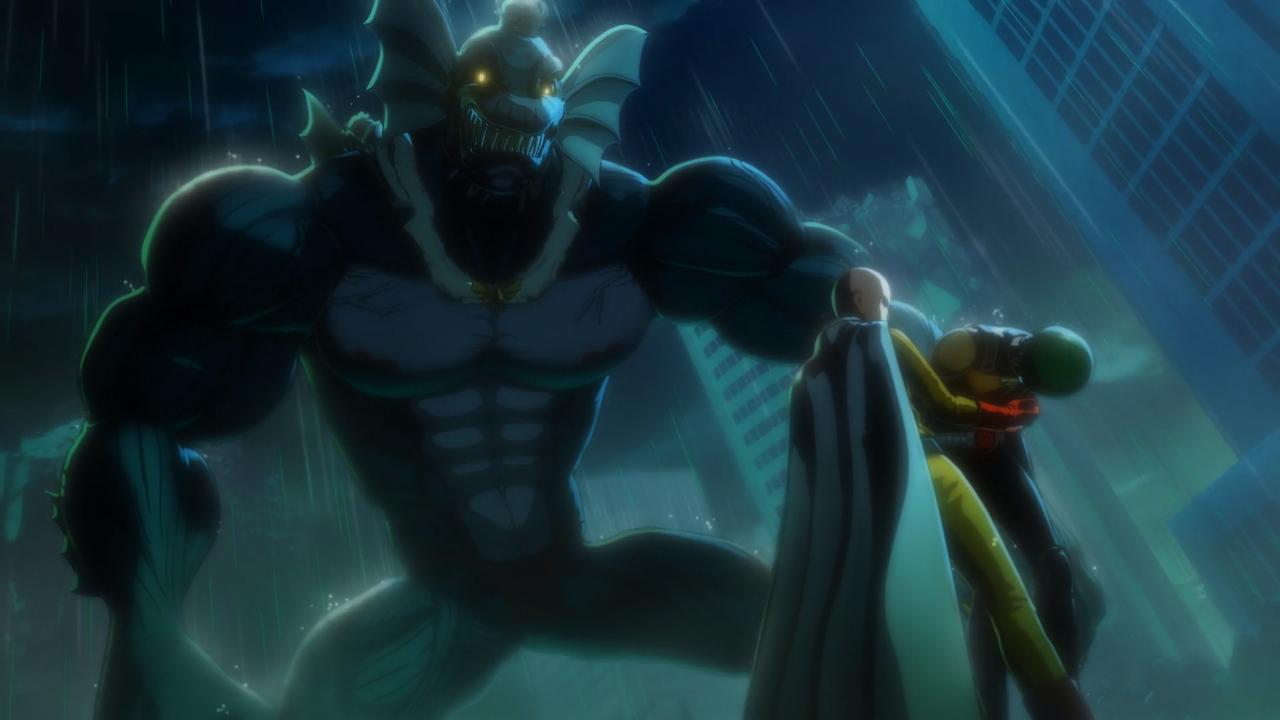 نمونه ای از کیفیت ویدویی ابتدایی بازی One Punch Man