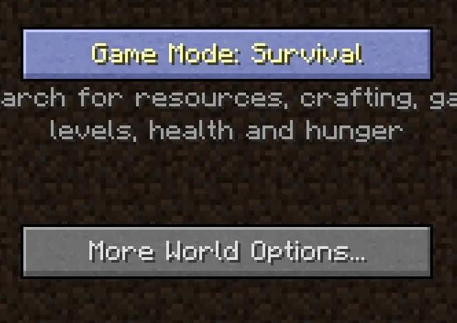آموزش بازی Minecraft