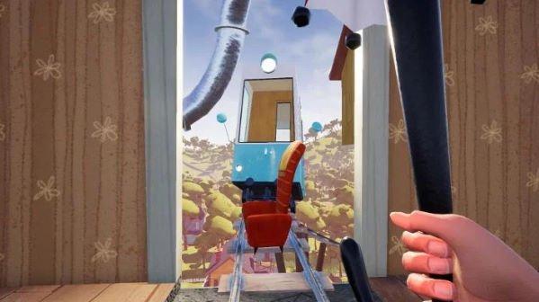 راهنمای بازی Hello Neighbor