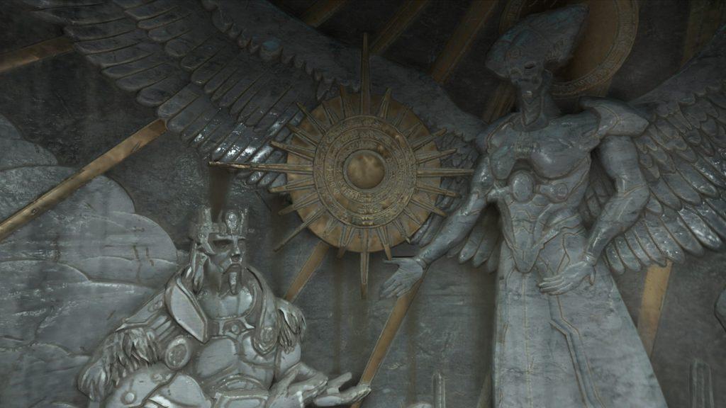 Doom Eternal Lore Sculpture