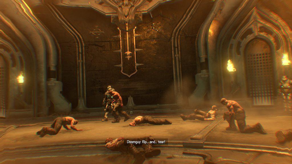 Doom Eternal Rip and Tear