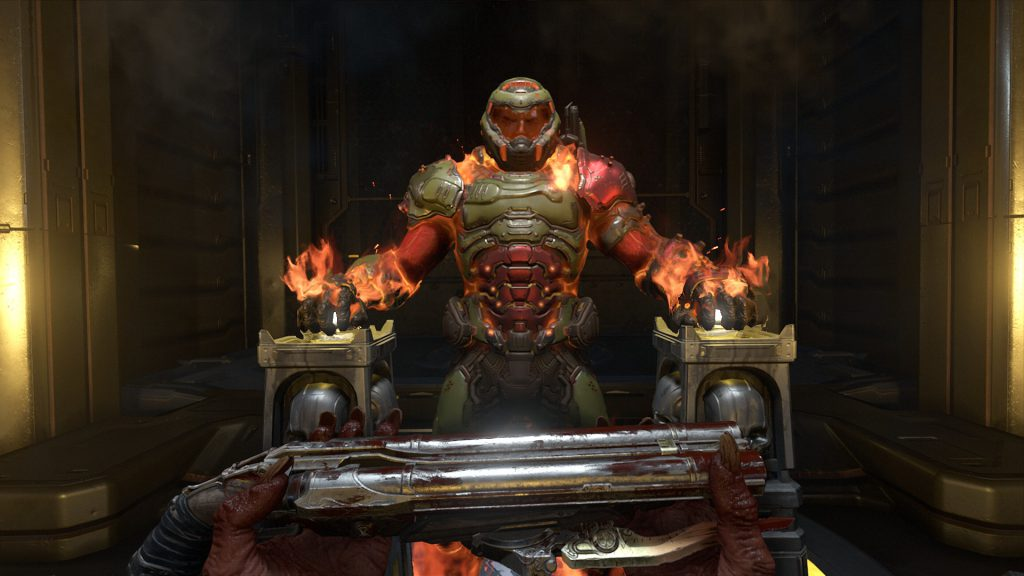 Doom Eternal Super Shotgun