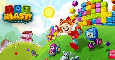 راهنمای بازی Toy Blast   ترفندها و نکات