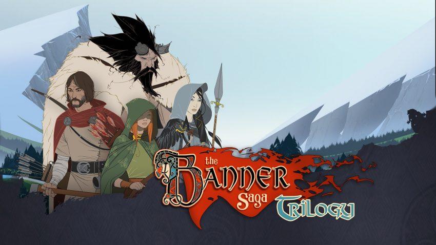 بازی The Banner Saga Trilogy