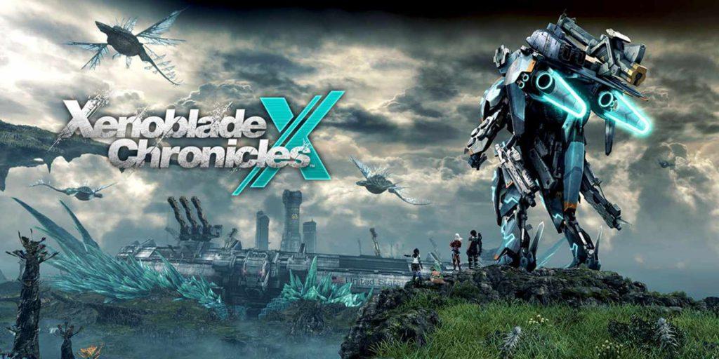 بازی Xenoblade Chronicles X