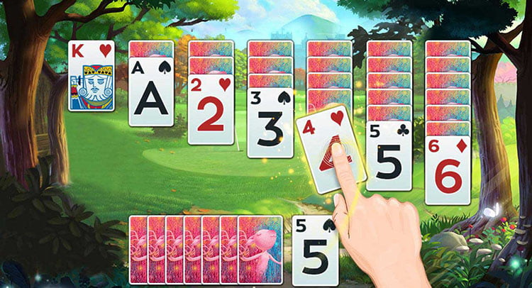 بازی Fairway Solitaire