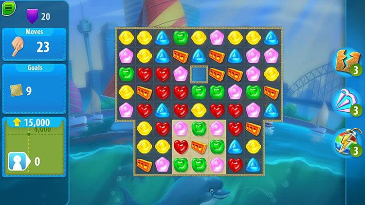 بازی Gummy Drop