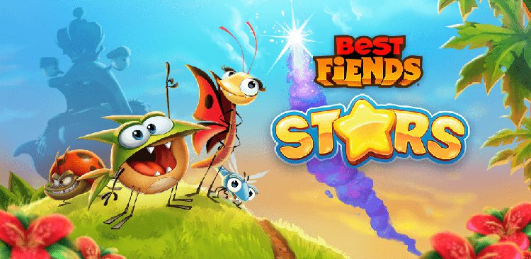 بازی Best Fiends Stars