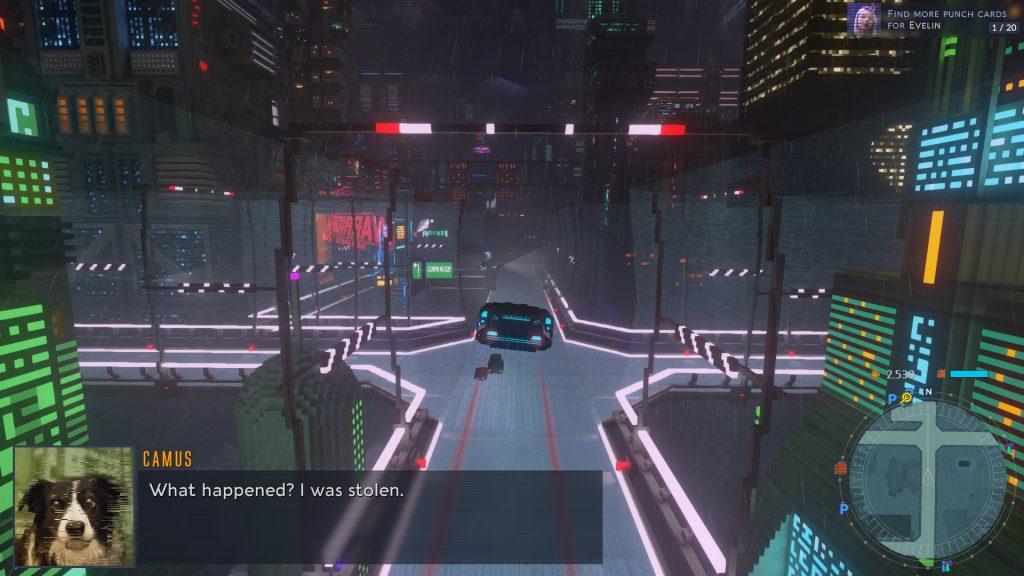 بررسی بازی Cloudpunk