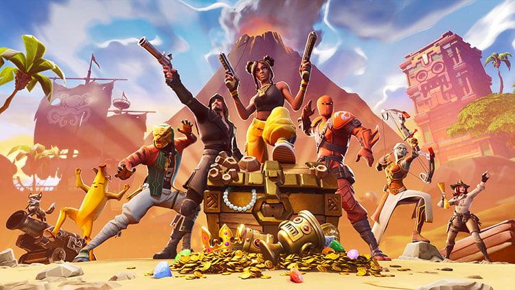 بازی Fortnite