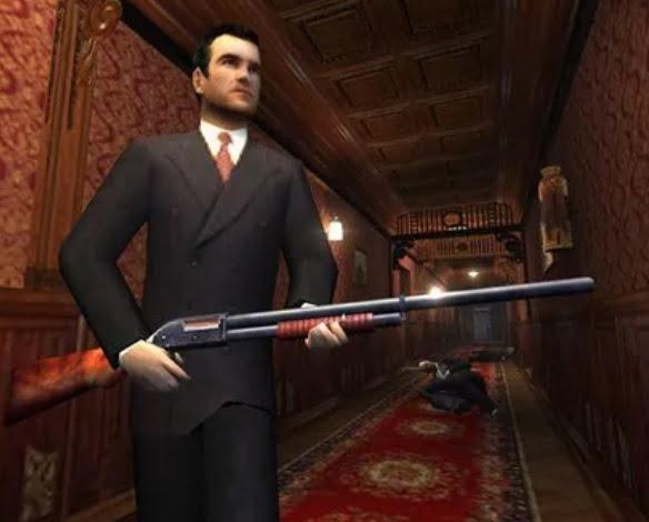داستان بازی Mafia