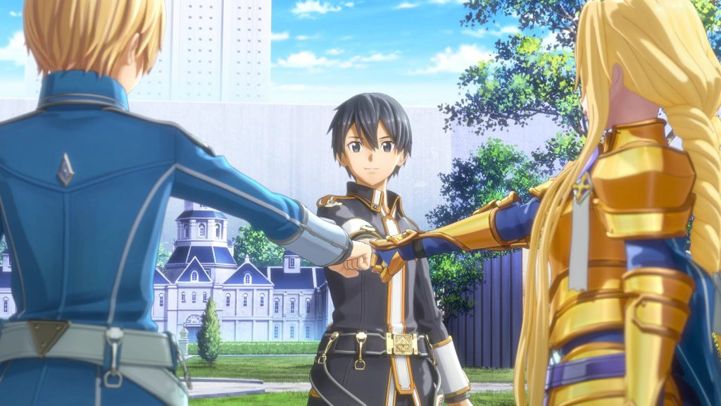 بررسی Sword Art Online Alicization Lycoris