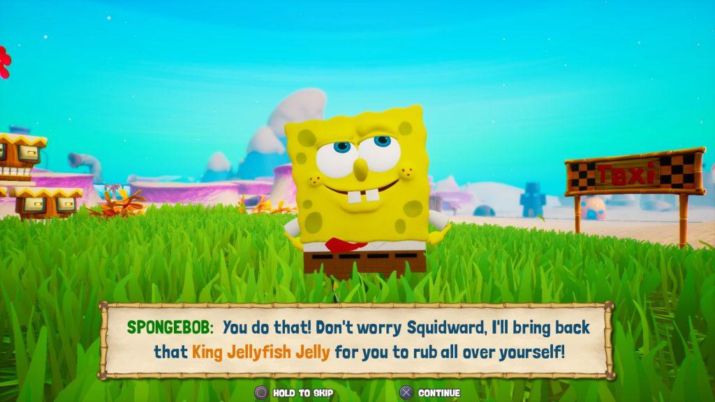 بررسی SpongeBob SquarePants Rehydrated