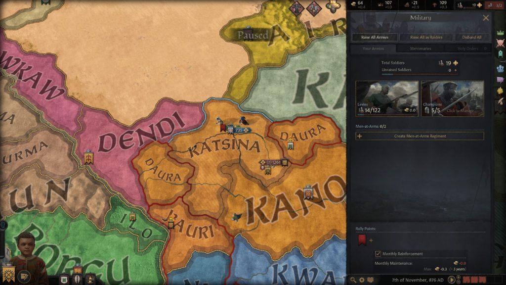 راهنمای بازی Crusader Kings 3