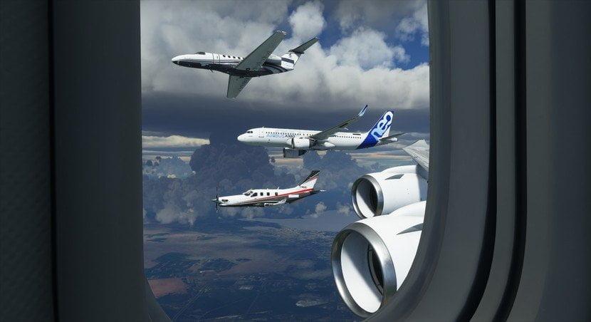 راهنمای فنی بازی Microsoft Flight Simulator