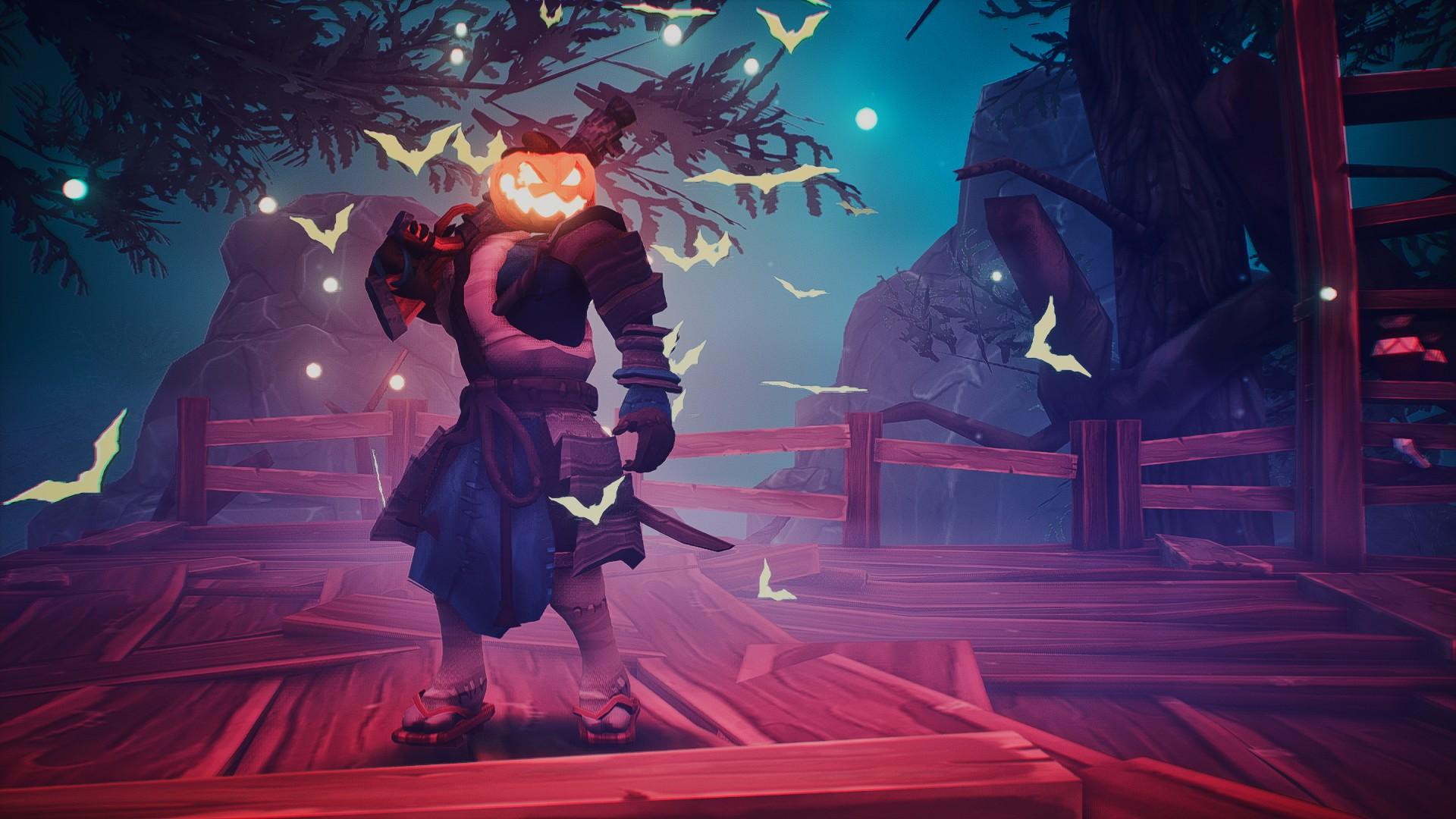 بررسی بازی Pumpkin Jack