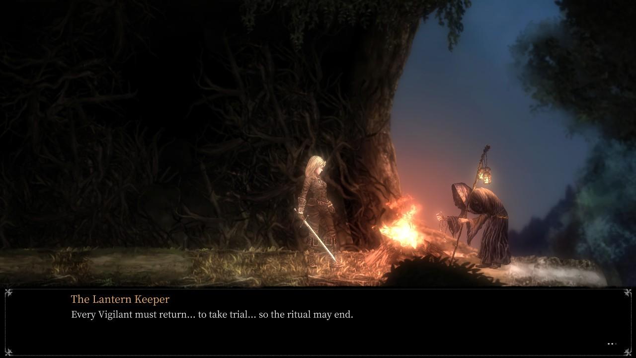 بررسی بازی Vigil: The Longest Night