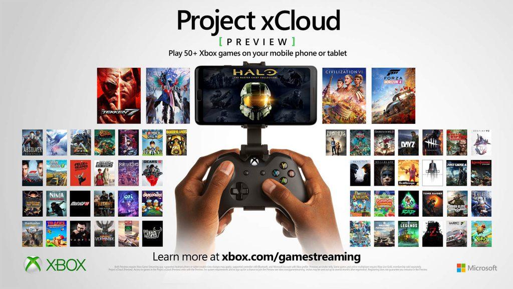 مایکروسافت و بازیهای ابری