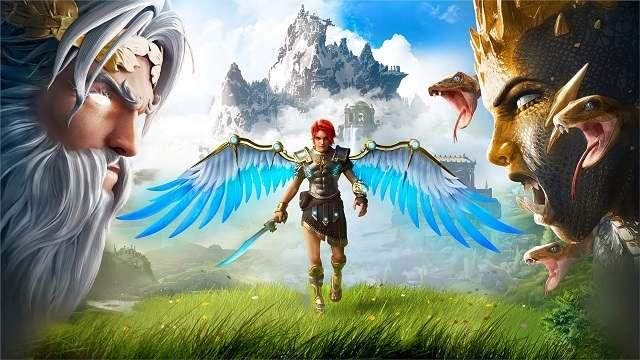 کاوش در دنیای بازی Immortals Fenyx Rising