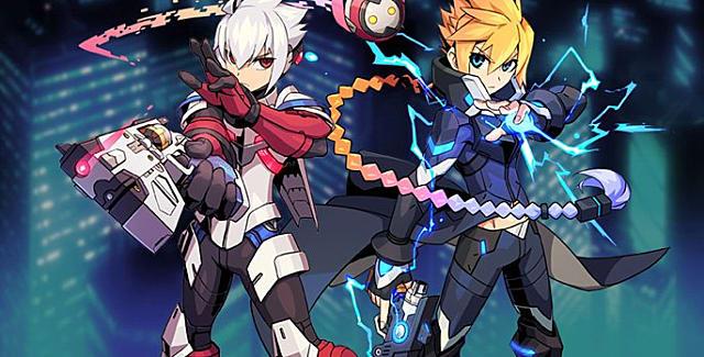 بازی Azure Striker Gunvolt 2