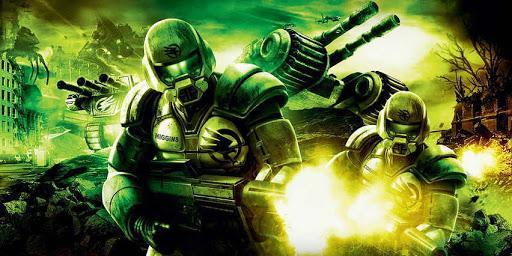 بازی Command and Conquer 3 Tiberium Wars