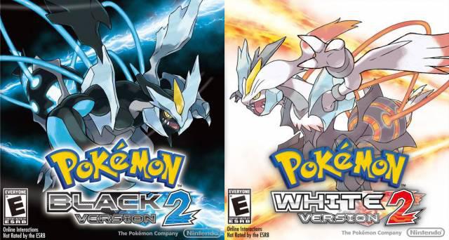 بازی Pokemon Black 2 and White 2