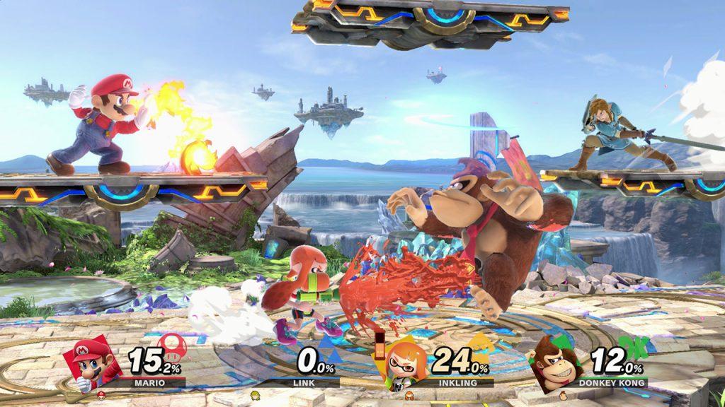 بازی Super Smash Bros. Ultimate