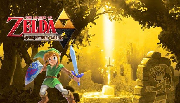 بازی The Legend of Zelda: A Link Between Worlds