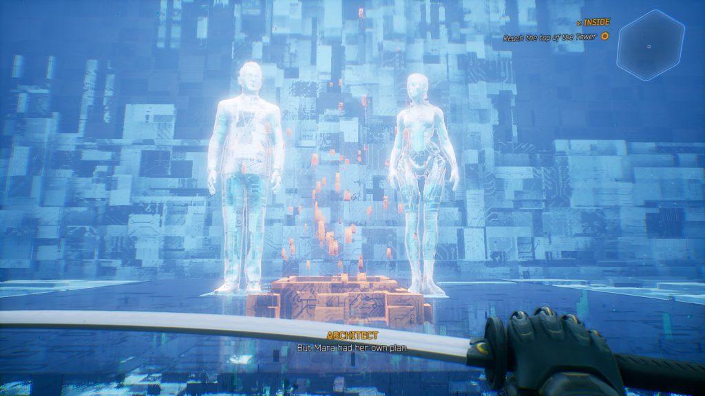 بررسی بازی Ghostrunner